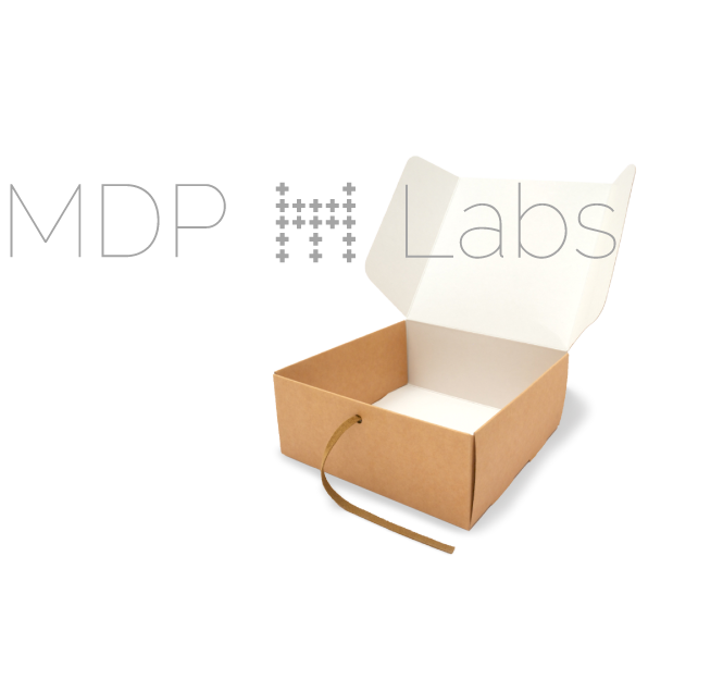MDP Labs Logo unboxed
